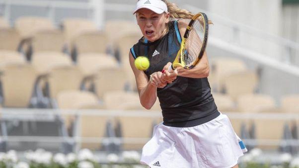 وزنياكي أحدث ضحايا بطولة فرنسا المفتوحة بعد خسارة مفاجئة