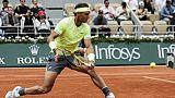 Roland-Garros: Nadal, sans souci