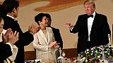 Au Japon, Trump mène collaborateurs, alliés et ennemis de surprise en surprise