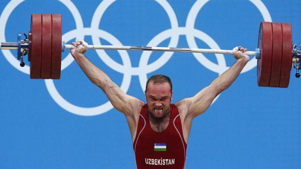 Doping - Uzbeki weightlifter Nurudinov disqualified from London Olympics