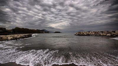 Ancora pioggia e temporali sull'Italia