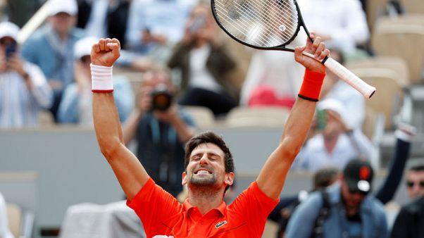 ديوكوفيتش يتألق ويحقق فوزا سهلا في فرنسا المفتوحة