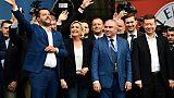 Les eurosceptiques auront du mal à s'unir malgré leur score aux Européennes