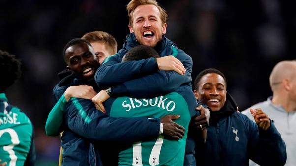 Kane 'feeling strong' in bid to be fit for Champions League final