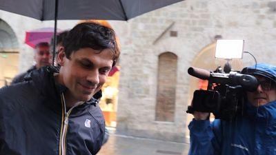 Sindaco Perugia, grande soddisfazione