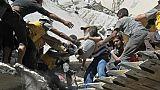 Syrie: 18 civils tués dans des raids du régime sur Idleb