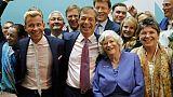 Européennes: le Parti du Brexit triomphe, les conservateurs s'enfoncent