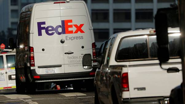 Exclusive: Huawei reviewing FedEx relationship, says packages 'diverted'