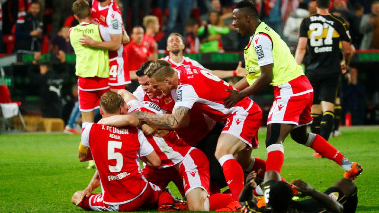 Union Berlin promoted to Bundesliga, Stuttgart relegated | Euronews