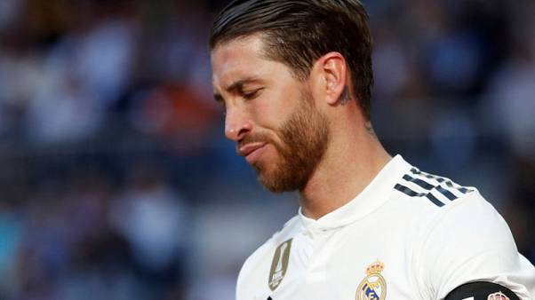 Ramos asked to leave Madrid for free to go to China - Perez