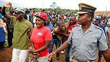 مقتل تسعة عمال على الأقل في انهيار منجم بزيمبابوي