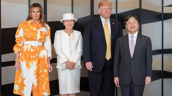 Trump's red carpet visit gives Japan brief reprieve on trade, pressure stays