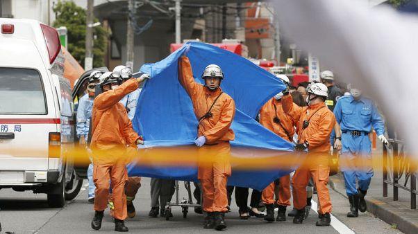 رجل يطعن تلميذات في اليابان ويقتل اثنين وينتحر