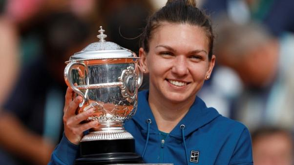 Halep banks on child-like enthusiasm to retain French Open crown