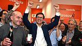 Firenze, Nardella sindaco con il 57%