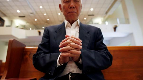 Veteran cleric and Hong Kong democrat keeps up quest for 'historical truth' of Tiananmen