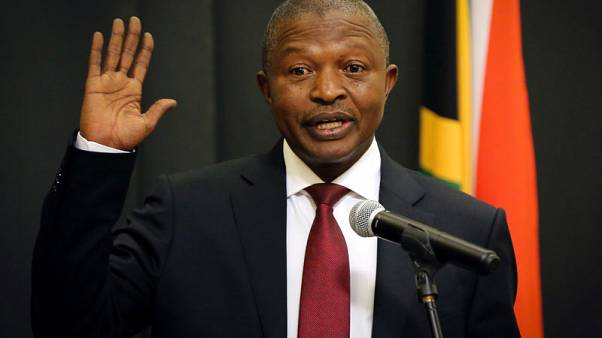 South African deputy president to be sworn in as lawmaker after delay