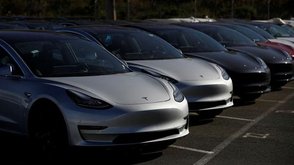 Tesla's China-made Model 3 may be priced in $43,400-$50,700 range - Bloomberg