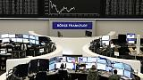 European shares slip, possible fine on Italy hits bank stocks