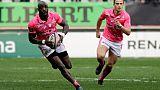 """Stade Français: Djibril Camara convoqué """"pour faute grave"""""""