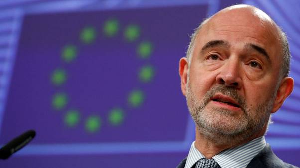 EU's Moscovici prefers dialogue to sanctions against Italy - cabinet member