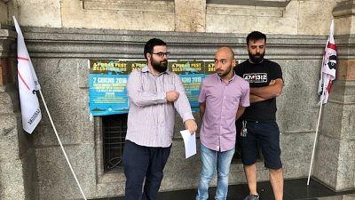 2 giugno: no poligoni, marcia a Cagliari