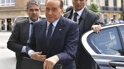 Berlusconi, io sempre in pista
