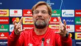 Liverpool team my best ever in a final, says Klopp