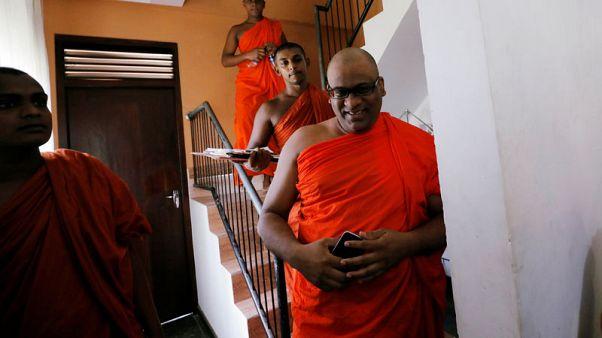 Freed Sri Lanka Buddhist monk vows to expose Islamist militancy