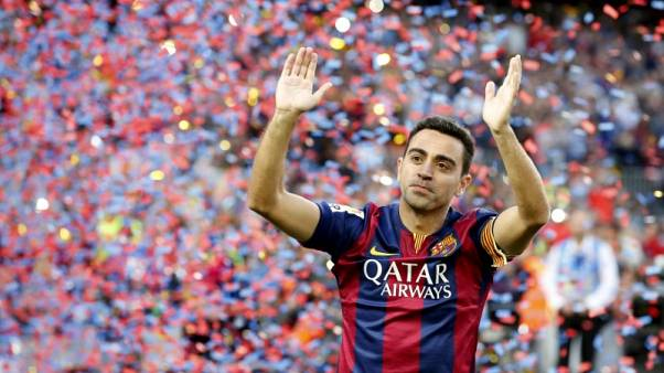 Xavi begins managerial career with Al Sadd
