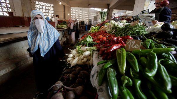 التضخم السنوي في الجزائر ينخفض قليلا إلى 4% في أبريل