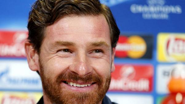 Soccer - Villas-Boas returns to management at Marseille