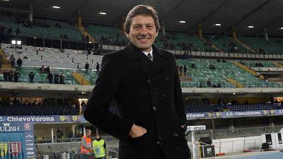 Milan: accettate dimissioni di Leonardo