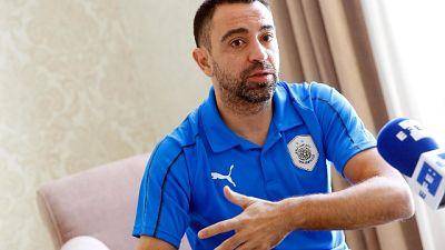 Qatar, Xavi è nuovo allenatore Al Sadd