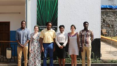 UNICEF Innovation Team provides Software and Machine Learning Support to The Directorate of Science Technology and Innovation (DSTI) in Sierra Leone