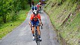 Tour d'Italie: Nibali attaque, Roglic lâche prise