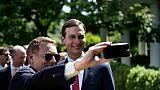 Europe, climat au menu de la réunion Bilderberg cette semaine en Suisse