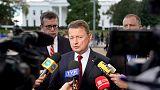 وزير: بولندا تعتزم شراء 32 طائرة مقاتلة من طراز إف-35 ايه