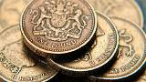 Pound stuck near four-month low as hard Brexiters emboldened in race to succeed May