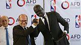 NBA: le Sénégalais Fall, président du championnat professionnel africain