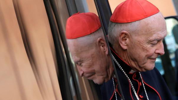 Pope denies prior knowledge of now expelled U.S. cardinal McCarrick's sexual misconduct