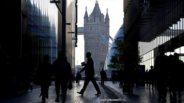 UK services firms toil in May, investment weak - CBI survey