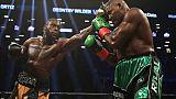 Boxe: Wilder accorde une revanche à Ortiz