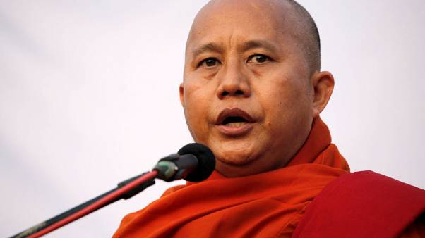 Arrest warrant issued for Myanmar hardline monk Wirathu