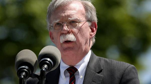 Iranian naval mines likely used in UAE tankers attacks - Bolton