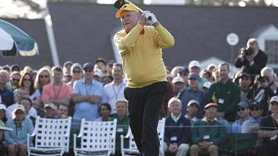 Golf, Nicklaus esalta Woods