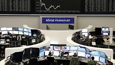 European shares tumble on China rare earth warning