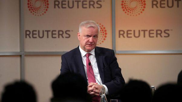 Rehn says ECB ready to react if slowdown persists