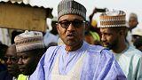 Nigeria's President Buhari sworn in for second term