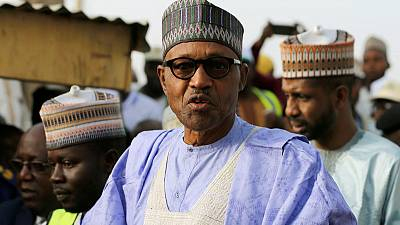 Nigeria's President Buhari sworn in for second term